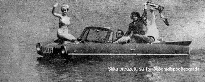 automobil amfibija