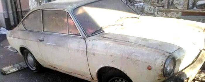 fiat 850 coupe 1
