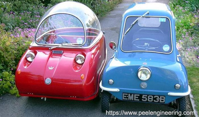najmanji automobil ikada proizveden