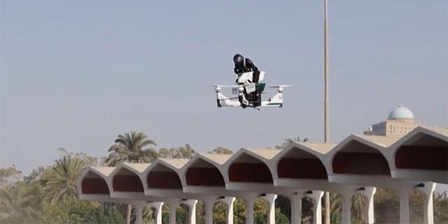 policija u dubaiju leteca vozila