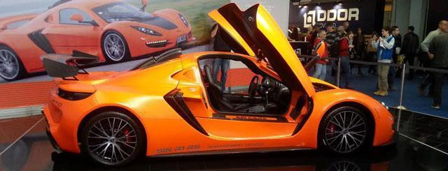 sajam automobila beograd 2015