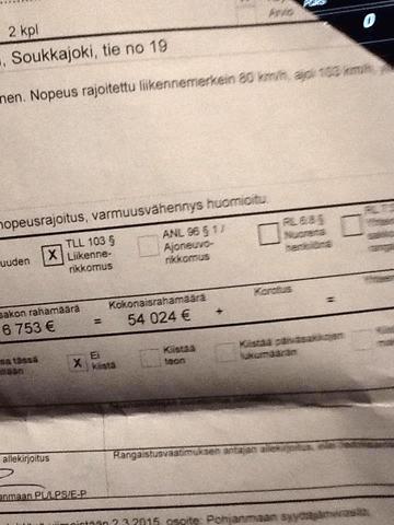 u finskoj kazna